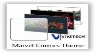 Windows 7 Themes: Marvel Comics Theme for Windows [Comics Themes]
