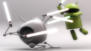 Android Market Apps Reaches Half a Million, Apple App Store Still Leads With 600,000 Apps