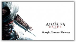 Google Chrome Themes: Assassin's Creed [Chrome Game Themes]
