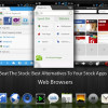 Beat The Stock – Best Alternative Web Browsers for Android