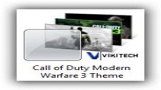 Windows 7 Themes: Call of Duty Modern Warfare 3 [Exclusive Game Themes]