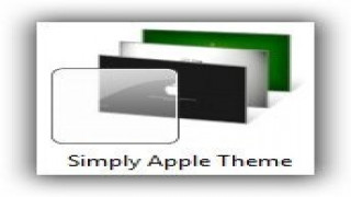 Simply Apple Theme for Windows 7 and Windows 8 [Tech Themes]