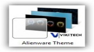 Alienware Theme for Windows 7 and Windows 8 [Tech Themes]