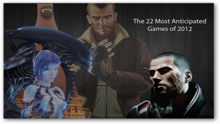 The 22 Most Anticipated Games of 2012