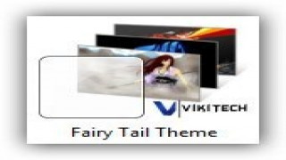 Windows 7 Themes: Fairy Tail Theme for Windows [Anime Themes]