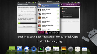 Beat The Stock: Best Alternative Instant Messaging Apps for Android