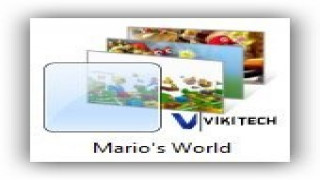 Windows 7 Themes: Mario's World Theme for Windows [Game Themes]