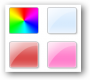 Permalink To Get Windows 8′s Automatic Aero Color Feature in Windows 7 with AeroRainbow [Customization]