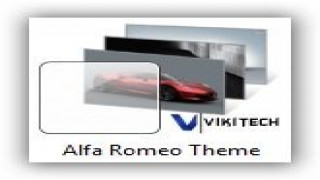 Windows 7 Themes: Alfa Romeo Theme for Windows [Car Themes]