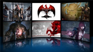 Windows 7 Themes: Dragon Age Theme for Windows [Exclusive Game Themes]