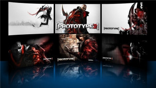 Windows 7 Themes: Prototype Theme for Windows [Game Themes]