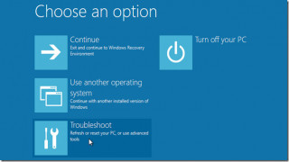 Exploring Windows 8: A Detailed Overview Of The New Windows 8 Boot Up Menu