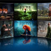 Windows 7 Themes: Brave Theme for Windows 7 [Movie Themes]