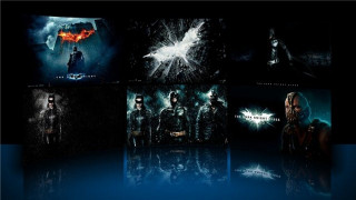 Windows 7 Themes: The Dark Knight Rises Windows 7 Theme [Exclusive Movie Themes]