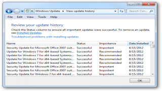 Use WinUpdatesList to Get Detailed Information About How New Windows Updates Affect Your PC