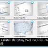 Create Interesting Web Polls for Free with MicroPoll