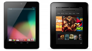 Tablet Showdown: Google Nexus 7 vs Amazon Kindle Fire HD 7″