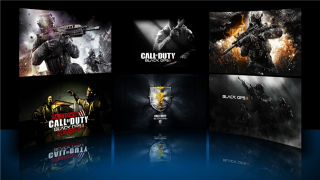 Windows 7 Themes: Call of Duty Black Ops 2 Windows 7 Theme [Game Themes]