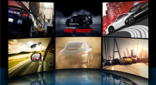Windows 7 Themes: Need For Speed Most Wanted Theme for Windows [Game Themes]