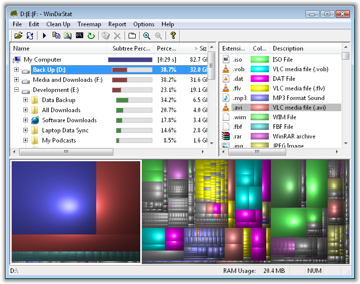 Program To See Hard Drive Space