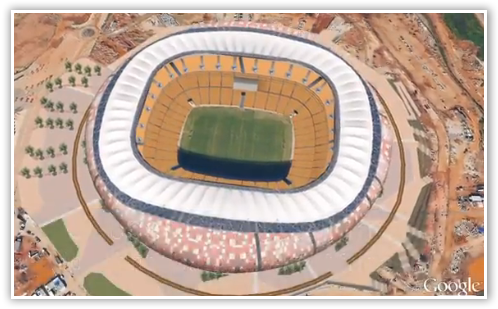3D Tour Of World Cup Stadiums - © TechNorms