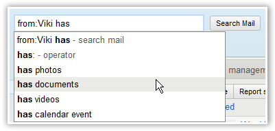 Attachment Search Features in Gmail - © TechNorms