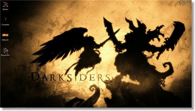 Windows 7 Themes : Darksiders Game Theme For Windows