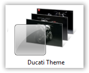 Ducati Theme- © TechNorms