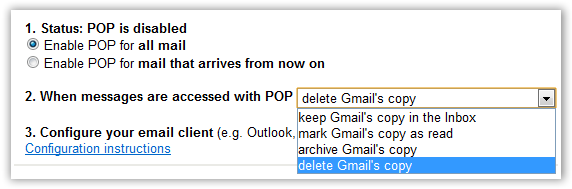 Export Data From Gmail - © TechNorms