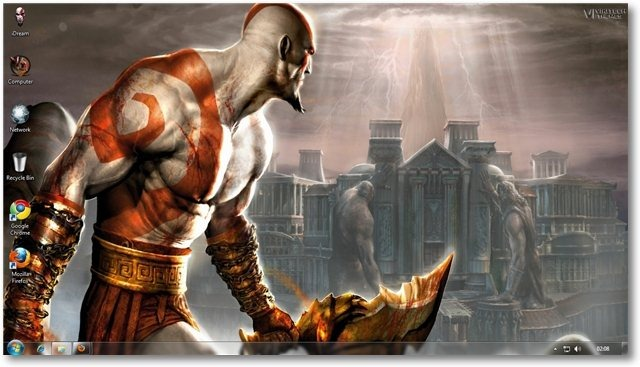 God Of War 10 - © TechNorms