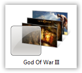 God Of War 3 Windows 7 Theme - © TechNorms