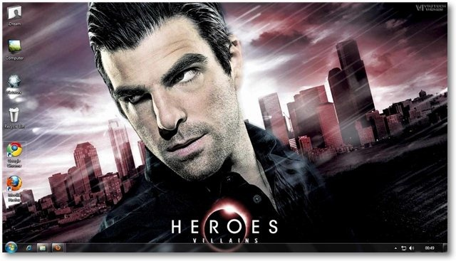 Heroes 10 - © TechNorms