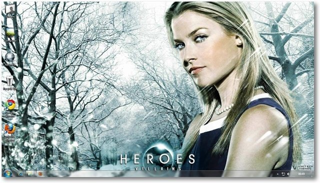Heroes 11 - © TechNorms
