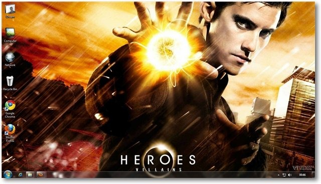 Heroes 2 - © TechNorms
