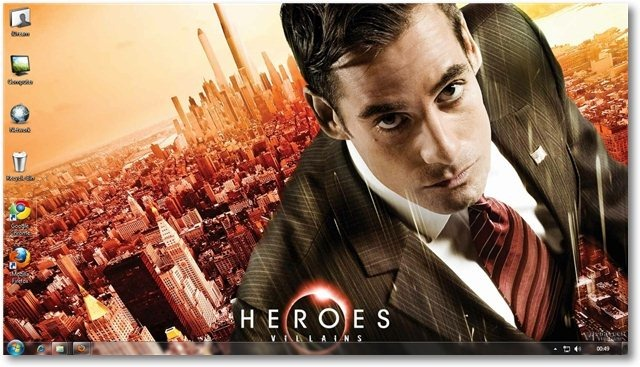 Heroes 8 - © TechNorms