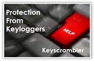 Keyscrambler - Dafety From Keyloggers - © TechNorms