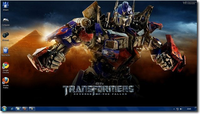 Transformers 1 - © TechNorms