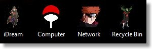 Akatsuki Icons - © TechNorms