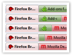 Closing Effects for Firefox - © TechNorms