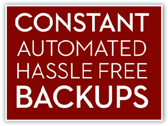 Constant Backups with VaultPress - © TechNorms