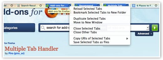 Multi Tab Handler - © TechNorms