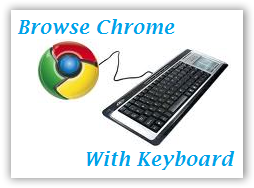 New Keyboard Shortcuts for Chrome - © TechNorms