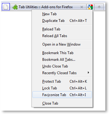 Tab Utilities - © TechNorms