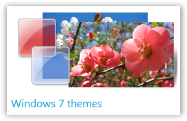 Windows 7 Themes Gallery