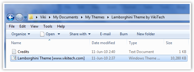 Extracted Theme File  - © TechNorms
