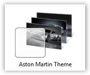 Aston Martin - Windows 7 Theme - ©VikiTech