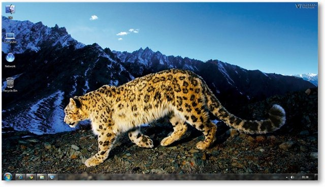 Apple Snow Leopard Wallpaper 10 - © TechNorms