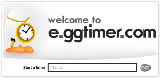 Eggtimer - © TechNorms