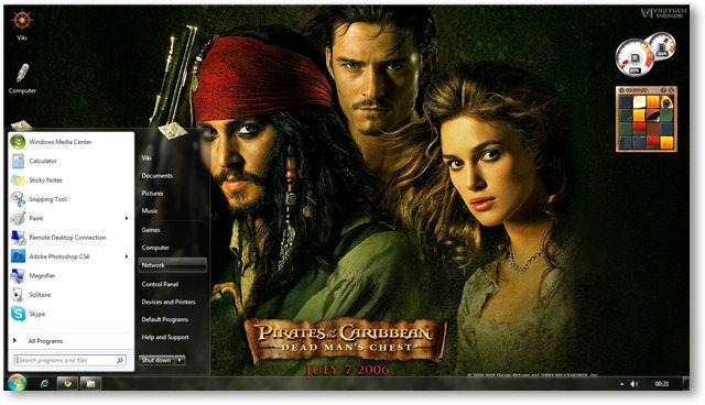 Pirates Wallpaper 13 - © TechNorms