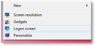 Right Click Menu Option - © TechNorms